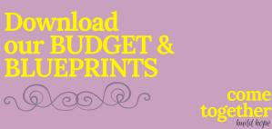 Budget & Blueprint button